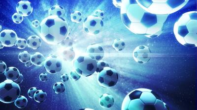 soccer in space