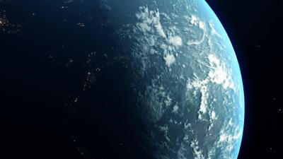 Earth Animation 02
