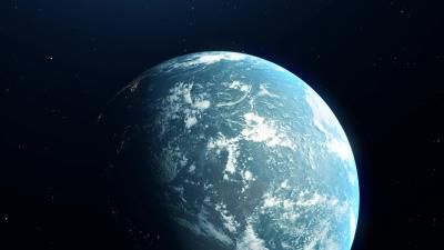 earth animation 04